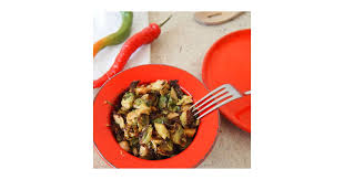 Sprout Pumpkin Seeds Recipe by Roasted Brussels Sprouts With Pumpkin Seeds And Lemon Popsugar Food