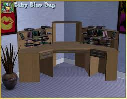 Officemax Small Corner Desk by Babybluebug U0027s Bbb Office Max Corner Desk Clutter