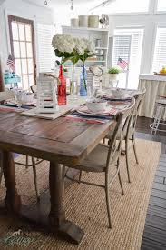 Dining Room Table Decorating Ideas by Simple 4th Of July Table Decorating Ideas Dream Beach Houses