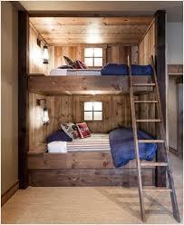 Cabin Bunk Beds For Kids Best 25 Scandinavian Ideas Home Designing Inspiration