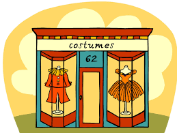 Clothes Shop Cliparts 2726001