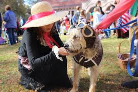Pequot Library's Halloween Pet Parade, Oct. 28