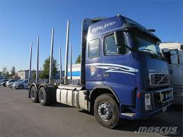 Used Volvo -fh16 Logging Trucks Year: 2008 Price: $36,162 For Sale ...