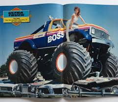 Meridith May And Boss Monster Truck Super Fan 15 Piece Signed RARE ... 2002 Chevrolet Silverado 2500 Monster Truck Duramax Diesel Proline 2014 Chevy Body Clear Pro343000 By Seamz2b On Deviantart Ford 550 Pulls Backwards Cars And Motorcycles 1950 Custom Amt 125 Usa1 Model 2631297834 1399 Richard Straight To The News Chevrolets 2010 Bigfoot Photo Gallery Autoblog Trucks Bodies You Want See Gta Online Gtaforums Jconcepts Shows Off New Big Squid Rc Car Truck Wikipedia 12 Volt Remote Control Style