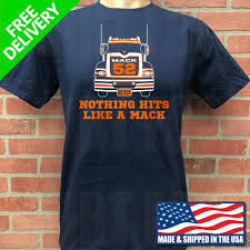 CHICAGO BEARS KHALIL MACK ***MACK TRUCK*** T-SHIRT | EBay 2018 Hot Sale Super Fashion New Mack Trucks Famous Company Hotrig Apparel Posts Facebook Texas Chrome Tshirts Shop Amazoncom Tshirt Big Truck Fan Shirt Mens Clothing Volvo Kids Fine Art America Pixels Custoncom Mack Terrapro Refuse Truck The With Backhoe Loader Hammacher Schlemmer Kenworth Truck Parts Dealers 28 Images Wichita Dodge Tee Trucks Silver Sequin And Short