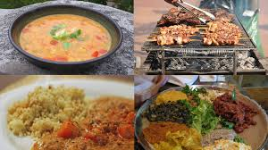 A Mouth Watering Array Of African Foods