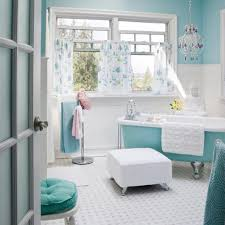 Gray And Yellow Bathroom Decor Ideas by Blue Bathtub Decorating Ideas 116 Bathroom Photo With Blue And