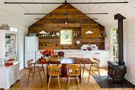 Attic Kitchen Ideas 8 Modern Cottage Kitchens For Every Decorating Taste