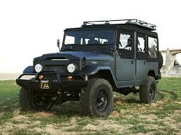 2007 Icon Land Cruiser FJ44 ( Based On Toyota Land Cruiser FJ44 ...