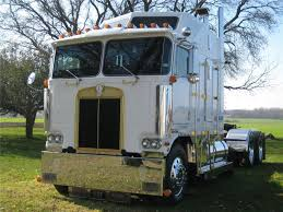 100 Trucks With Big Sleepers 1983 Kenworth Cabover Double Sleeper Truck Salvage