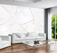 großhandel 8d papel mural gold line textur geometrie marmor 3d stein tapeten wandbild 3d tapeten fototapeten für schlafzimmer sofa hintergrund