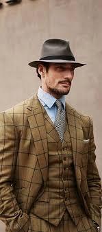 Vintage Appearance For Modern Men Suits 17