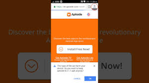 How to Download Aptoide apk for android iOS PC Windows