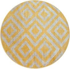 teppich poco 821 paco home rund höhe 7 mm rauten design in und outdoor geeignet wohnzimmer kaufen otto