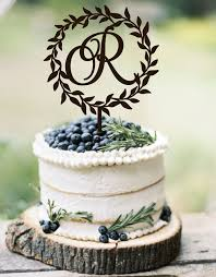 25 Cute Rustic Cake Toppers Ideas On Pinterest Bridal Shower Wedding