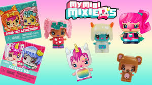 My Mini MixieQs Surprise Blind Bags Opening My Mini Mixie Q s