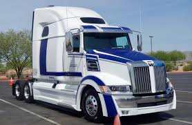 100 Ooida Truck Show OOIDA Picks Up Latest Western Star For Spirit Tour 5700 XE
