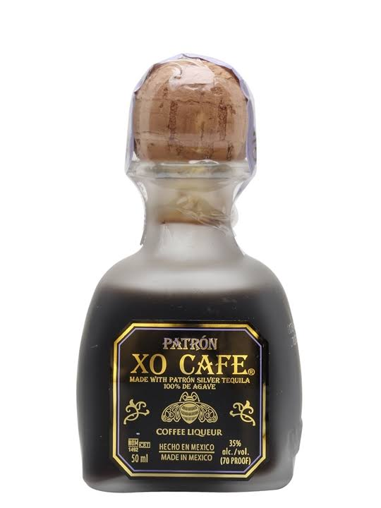 Patron XO Cafe 5cl (Miniature)