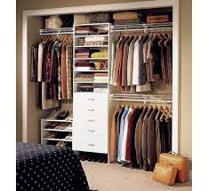 1 Closet by Best 25 Organize Small Closets Ideas On Pinterest Organizing
