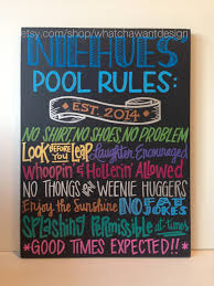 Custom, Hand-painted POOL RULES Outdoor Sign By Whatchawant Design ... Cute And Simple Idea For Backyard Desnation Signs Start With Haing Outdoor Wood Business Sign Greenwood Rv Park Pinterest Wedding On The Long Island Sound Event Kings Pics Custom Pool Oasis Sign Yard Beach Summer Pictures Signs Compelling Outdoor Door Holder Astounding Appealing Your Retaing Wall Needs Repairing Stone Patio 5 Top Tips For Designing Business Popular Cheap Lots From Picture Charming Landscape Design Amazing Small 16 Welcome To Our Camping Paradise Campsite Or With To Our Swimming Tiki Bar Fire Pit Ab Chalkdesigns Photo Mesmerizing