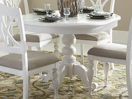 White Kitchen Table Best Of Features Round Dining Home Decor