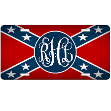 Rebel Flag Monogrammed Car Tag - Confederate Personalized License ... Confederate Flag Sportster Gas Tank Decal Kit How To Paint A Rebel On Your Vehicle 4 Steps The Little Fhrer A Day In The Life Of New Generation So Really Thking Getting Red Truck Now My Style Truck Accsories Bozbuz 4x4 American F150 Decals Aftershock Harley Davidson Motorcycle Flags Usa Stock Photos Camo Ford Trucks Lifted Tuesday Utes Lii Edishun Its Americanrebel Sticker South Case From Marvelous Case Shop