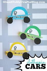 142 Best Transportation Theme Images On Pinterest Throughout Art And Craft Activities For Kindergarten Children