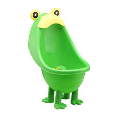 Pink Frog Potty Chair by Frog Potty Urinal Toilet Kids Children Toddler Training Boy