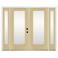 Therma Tru Patio Doors by Shop Benchmark By Therma Tru 93 9375 In X 79 5 In Left Hand