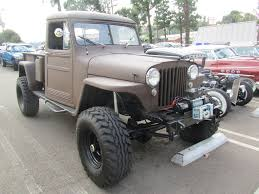 Willys PickUp Truck 4x4 | JetSuurf Willys Project | Jeep, Pickup ...