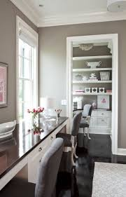 Home Office Wall Colour Is Benjamin Moore River Reflectionslove The