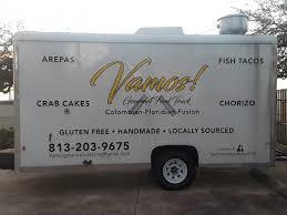 100 Gourmet Food Truck Vamos Tampa S Roaming Hunger