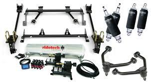 100 Air Ride Suspension Kits For Trucks 19701974 Mopar E Body Level 2 Kit 13020299