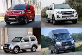 100 4x4 Box Truck Vans And Commercial Vehicles Explained Auto Express