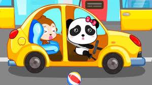100 Car Truck Games Fun Baby Panda Kids Kids Learn Transportation Play Drive