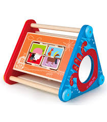 Hape Kitchen Set Malaysia by Take Along Activity Box From Hape From The Wooden Toybox