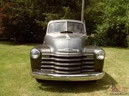 100 Chevy Trucks For Sale In Indiana 1950 CHEVY TRUCK3600 SERIES 5 WINDOWSUPER NICEHAD