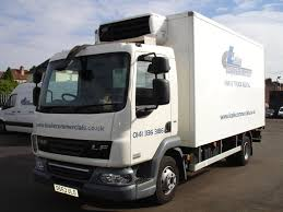 100 Freezer Truck Rental 75 Tonne Refrigerated Box Van Leslie Commercials