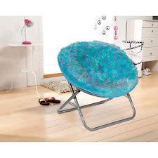 buy cocoon leopard ombre faux fur saucer chair in cheap price on