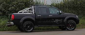 Lifted Nissan, 3