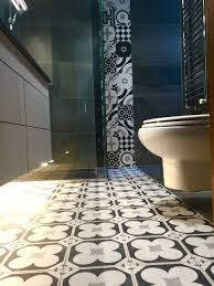 Casa Antica Tile Floor And Decor by Cementine Black And White Porcelain Deco Tile Floor Wall