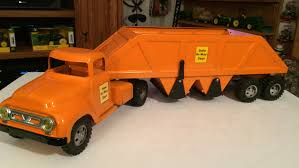 Custom Painted 1956 Tonka Bottom Dump | Tonka Toys | Pinterest ... Buy Tonka Classic Steel Mighty Dump Truck Online At Toy Universe Amazoncom Ts4000 Toys Games Where And How Most Accidents Happen To Avoid Them Super Crane Remote Control Youtube Covers Plus Ride On Also Ford F550 4x4 For Sale Small Tonka Toys Fire Engine With Lights Sounds 2015 F750 Nceptcarzcom Check Out The News Views Large Yellow Metal Tipper Truck Howo Wall Decals With Rental Durham Nc Or Big Metal Trucks Backhoe Front Loader