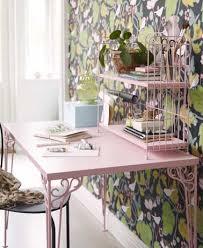 papier peint pour bureau bureau et casier ikea couleur quartz pantone tollens