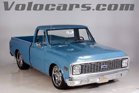 100 1972 Chevrolet Truck C10 Volo Auto Museum