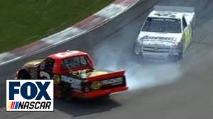 Chase Elliott Wrecks Ty Dillon To Win NASCAR Trucks Race At Canadian ... Iracing Una Combacin Fun Con Mucha Limpieza Nascar Truck Chevrolet Silverado V10r Esport 2018 By Geoffrey Collignon The Busch Grand National Geek Focusing On The Kyle Miccosukee Bradley P Wilson Trading Paints 2013 Ford F150 Fx4 Ecoboost Announced As Pace Seekonk Speedway Blue Yeti Microphone Chevy Silverado Dallas Myhand Champ James Buescher Wants A Win At Daytona Youtube Icee Trk Desktop Jerome Stovall 2012 Camping World Series Wikipedia Tremor To Race Motor Review Martinsville Virginia Usa 26th Oct October 26 Stock