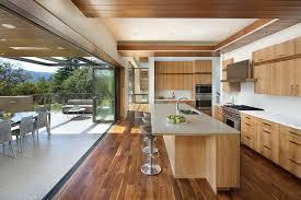 cuisine avec poteau au milieu cuisines design 110 idées pour un aménagement tendance