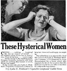 Vintage Ad Archive Halloween Hysteria by Lydia Estes Pinkham Wanted To Cure U0027hysterical Women U0027 Of Their