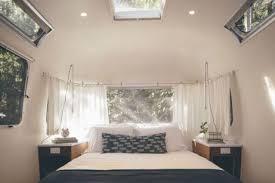 RV Camper Vintage Bedroom Interior Design Ideas 13