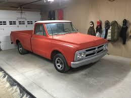 100 Chevy Gmc Trucks 67 Longbed Trucks Cool Trucks Classic Trucks
