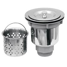 ideas basket strainer kitchen sink strainer basket replacement